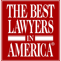 Best Lawyers in America badge